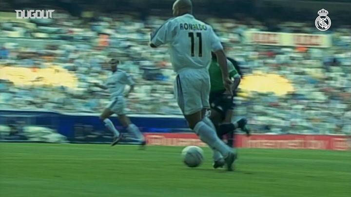 Team Goals: David Beckham Vs Betis