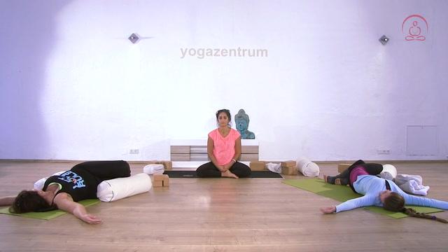 Yin Yoga für die Meridiane