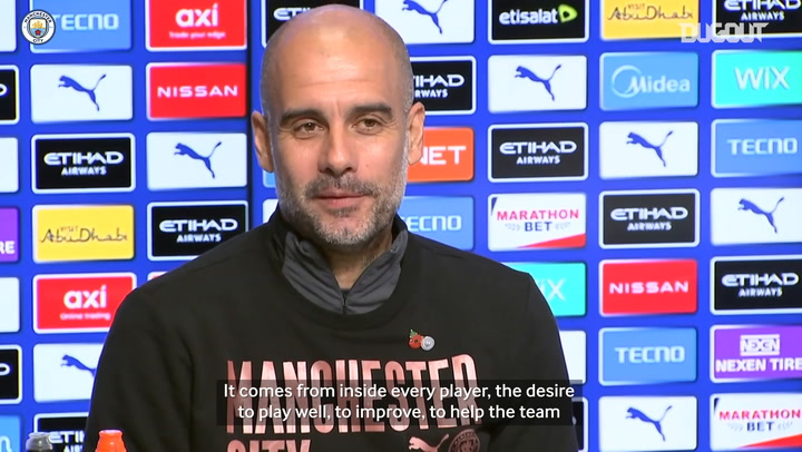 Pep Guardiola: 'I'm delighted to be in Manchester'
