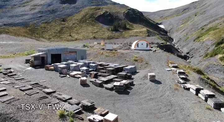 Fireweed Zinc: Advancing its District Scale Zinc Led Silver Project in the Yukon