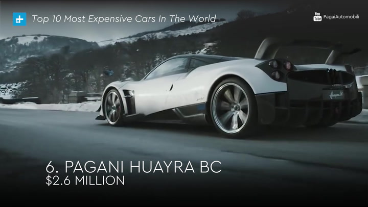 the most expensive cars in the world 2017 bugatti ferrari