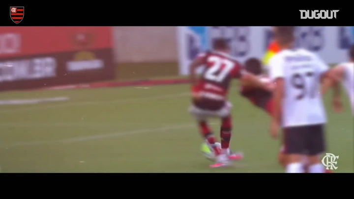 Bruno Henrique's best Flamengo moments