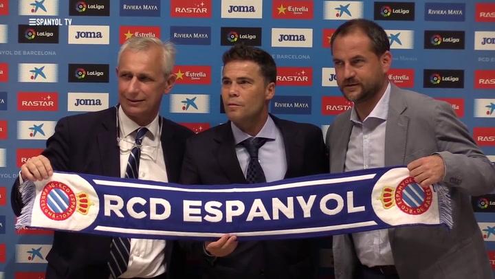 El paso de Rubi por el RCD Espanyol