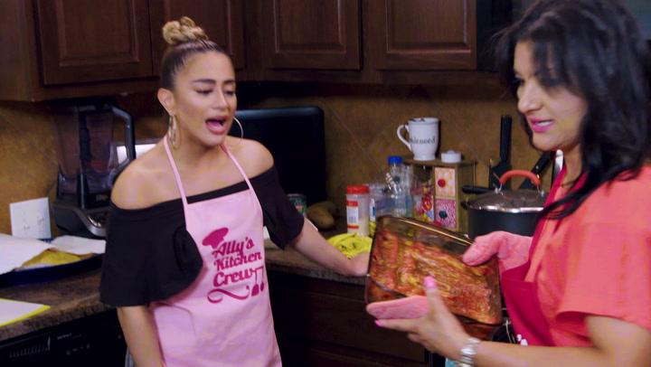 How to Make Ally Brooke's Enchiladas