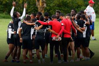 Olimpia, sin bajas para el primer juego contra Real España