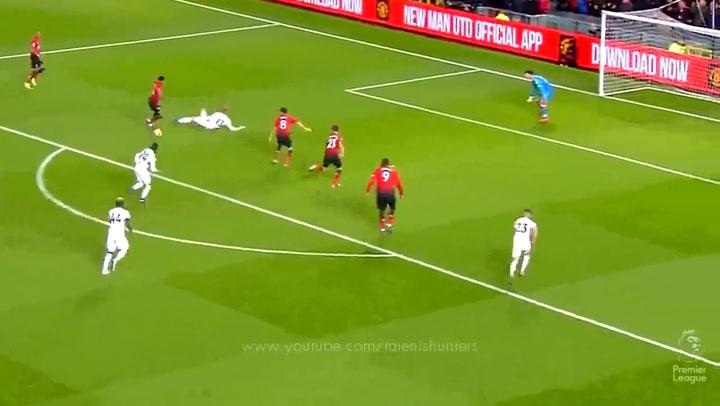 Así juega Rashford (Manchester United), pretendido por el FC Barcelona