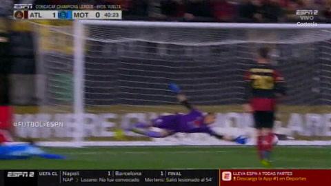 Video: Josef Martínez anotó el 2-0 del Atlanta United ante Motagua por la Concachampions