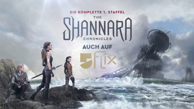 Trailer: The Shannara Chronicles
