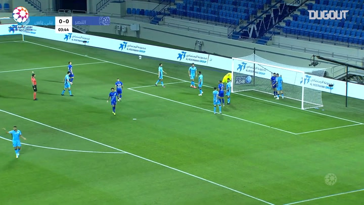 Highlights: Al-Nasr 1-0 Baniyas