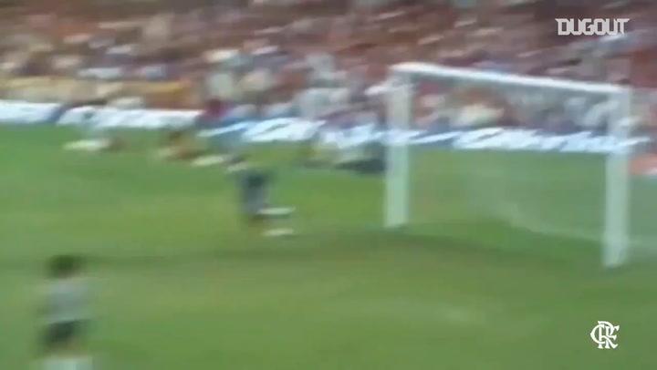 Grandes momentos de Zico pelo Flamengo