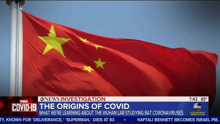 ABC: U.S. 'Was Aware of Financial Accounts Tied to the Chinese Military' That Were Funding Wuhan Institute of Virology