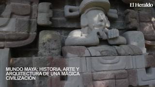 Mundo Maya: Historia, arte y arquitectura de una mágica civilización