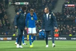 ¡Alerta! Neymar se lesiona en el amistoso contra Camerún