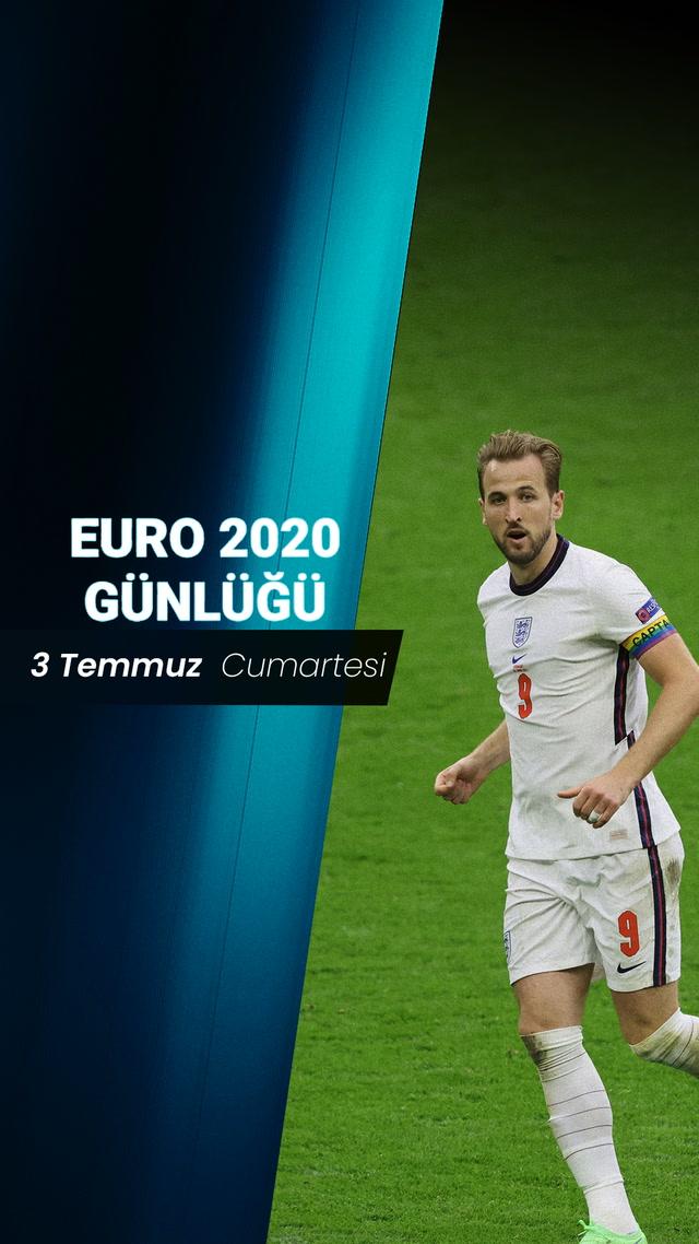 EURO 2020 Günlüğü - 3 Temmuz