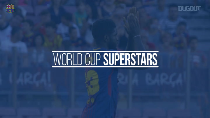 World Cup Superstars: Samuel Umtiti