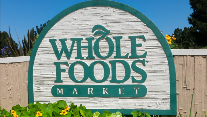 Amazon bought Whole Foods last year for $13.7 billion.