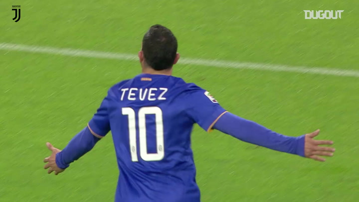 Incredible Goals: Carlos Tevez
