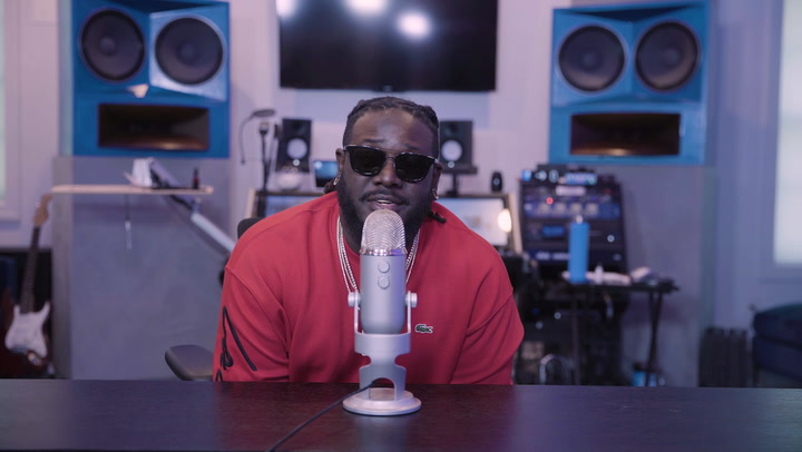 T-Pain Does ASMR, Talks New Series T-Pain's School of Business