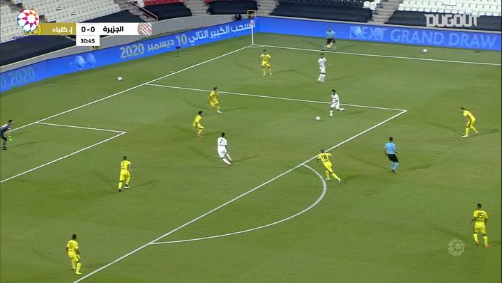 Highlights: Al-Jazira 2-0 Ittihad Kalba