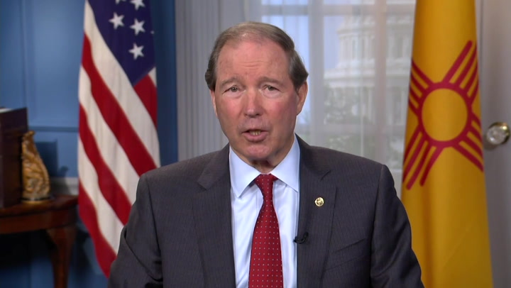 Udall: Senate GOP Has 'Refused' to Negotiate COVID Relief