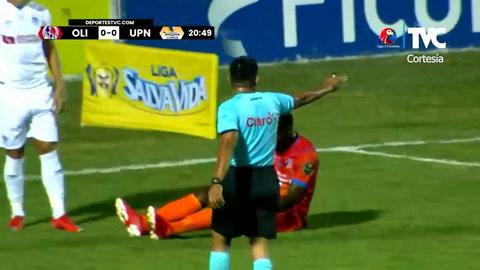 Olimpia 3-1 UPN (Liga Salvavida)