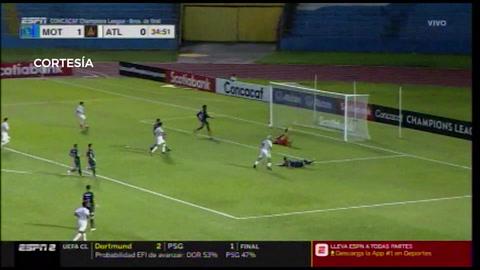 Motagua 1 - 1 Atlanta United (Concacaf Liga de Campeones)