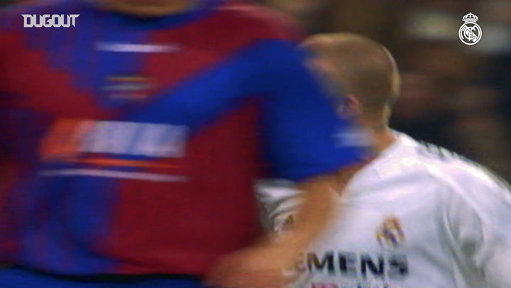 David Beckham's goals for Real Madrid - Part II