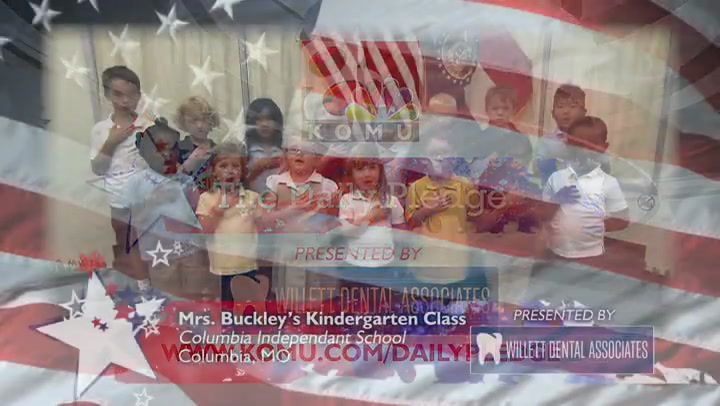Columbia Independent School - Mrs. Buckley - Kindergarten