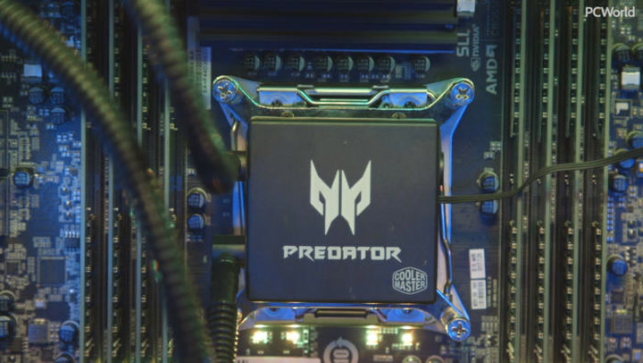 Acer reveals Predator Orion 9000 PC, Predator X35 G-Sync HDR monitor