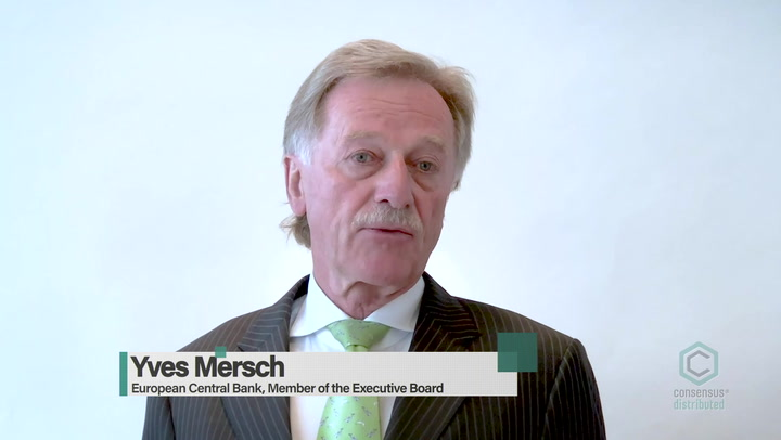Yves Mersch on Central Bank Digital Currencies