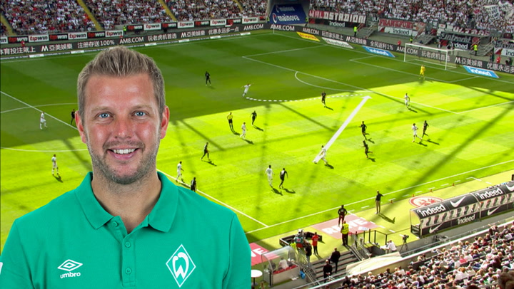 Watch: Werder Bremen's tactics under Florian Kohfeldt