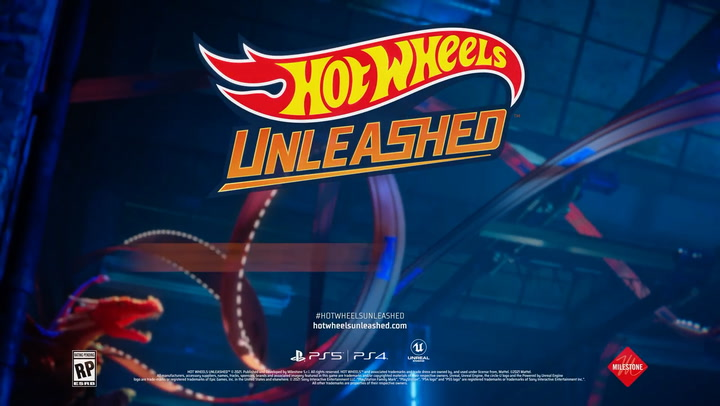 Hot Wheels Unleashed - Announcement Trailer PS5 PS4 | Gaming | NewsChain