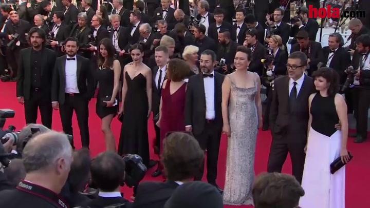 Paz Vega brilla en la espectacular clausura del Festival de Cannes