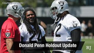 Vegas Nation: When will Donald Penn rejoin the Raiders?