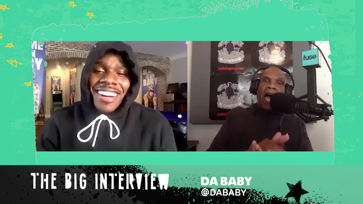 """DaBaby Talks Collaborating with Ashanti on """"Nasty"""""""