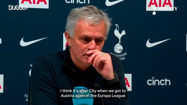Mourinho previews important February ahead of West Brom