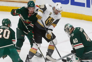 Gallant says the Golden Knights looked like a tired team