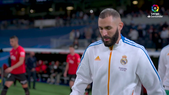 LaLiga Santander (J6). Resumen y goles del Real Madrid 6-1 Mallorca