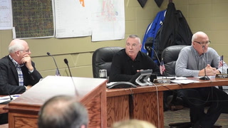 Davison County Commission discusses and votes on proposed 9- to 11-turbine farm west of Mitchell