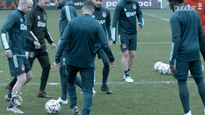 Behind the scenes: Ajax edged out by Liverpool in Champions League