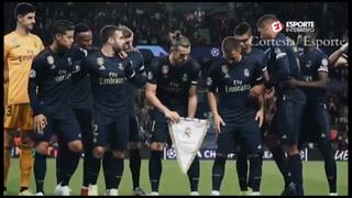 El polémico gesto de Gareth Bale que indigna al Madridismo