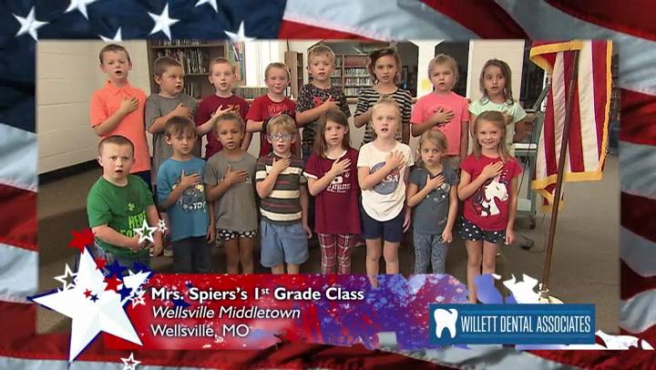 Wellsville Middletown - Mrs. Spiers - 1st Grade