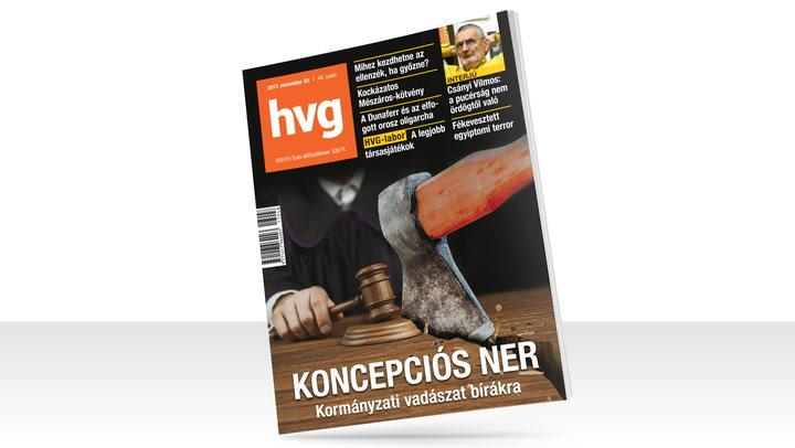 HVG címlapsztori: Koncepciós NER