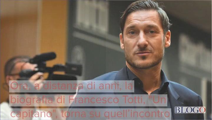 Francesco Totti dice la verità su Flavia Vento
