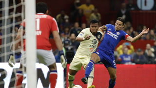 América y Cruz Azul empatan y definirán el domingo al campeón de México