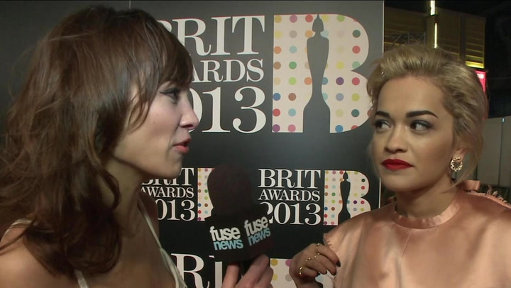 """Rita Ora: """"Everybody's Obsessed With British Music Right Now"""""""