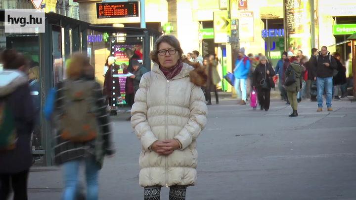 Huszonhét éve hajléktalan, ma már csak fájdalom neki a karácsony