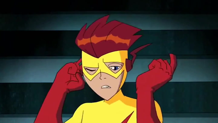 Who is Kid Flash?