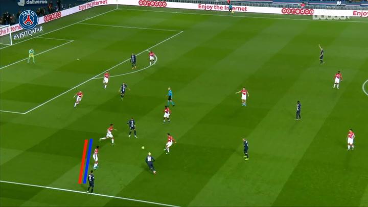 Neymar Jr's top five 19-20 Ligue 1 goals