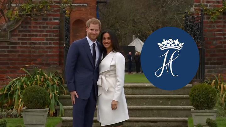 Un paso más hacia la independencia: Meghan y Harry cambian su monograma oficial